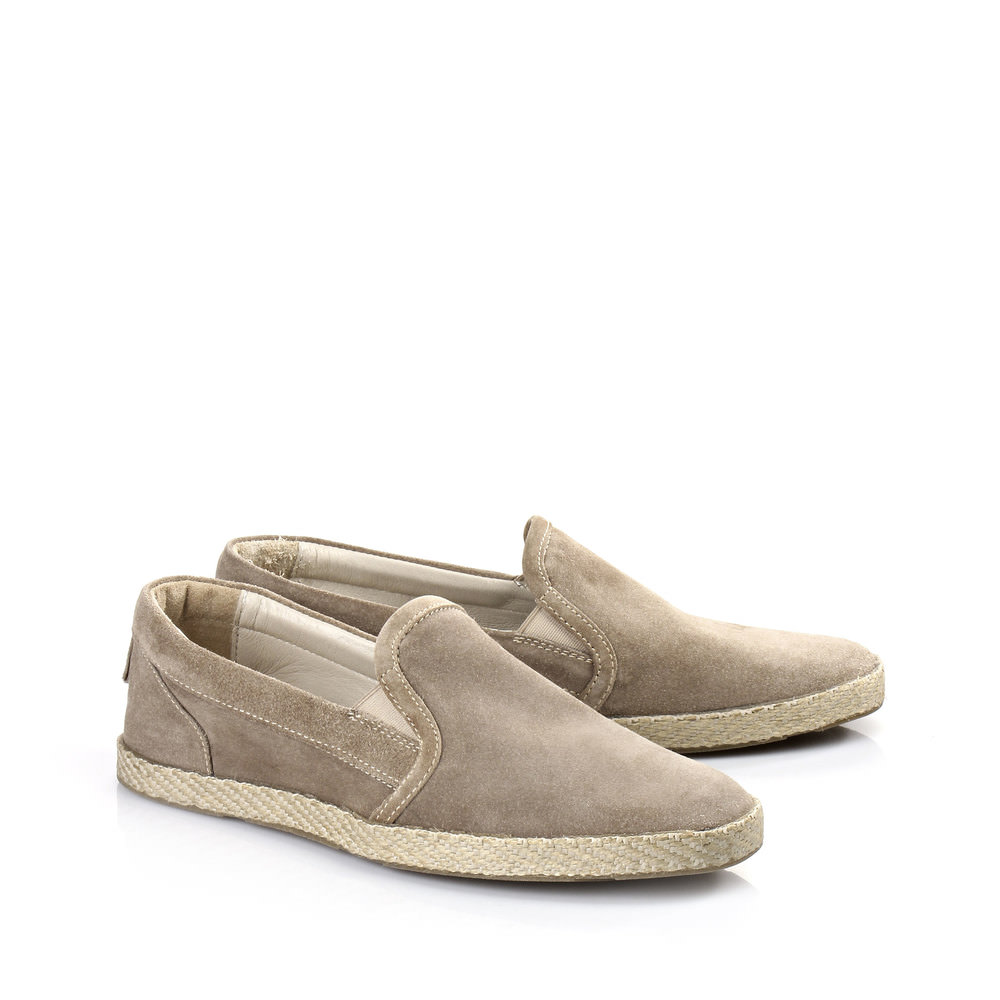 Slipper Buffalo pour homme, taupe