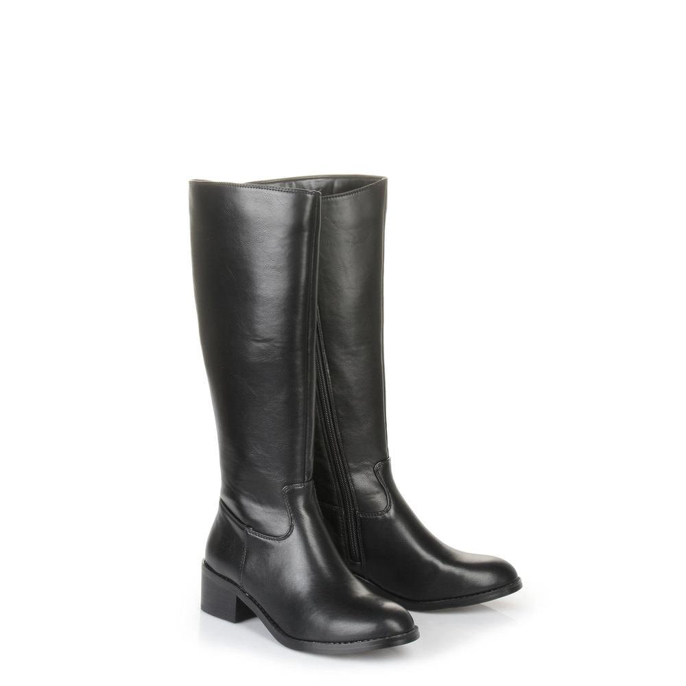Buffalo Stiefel in schwarz Sale Angebote