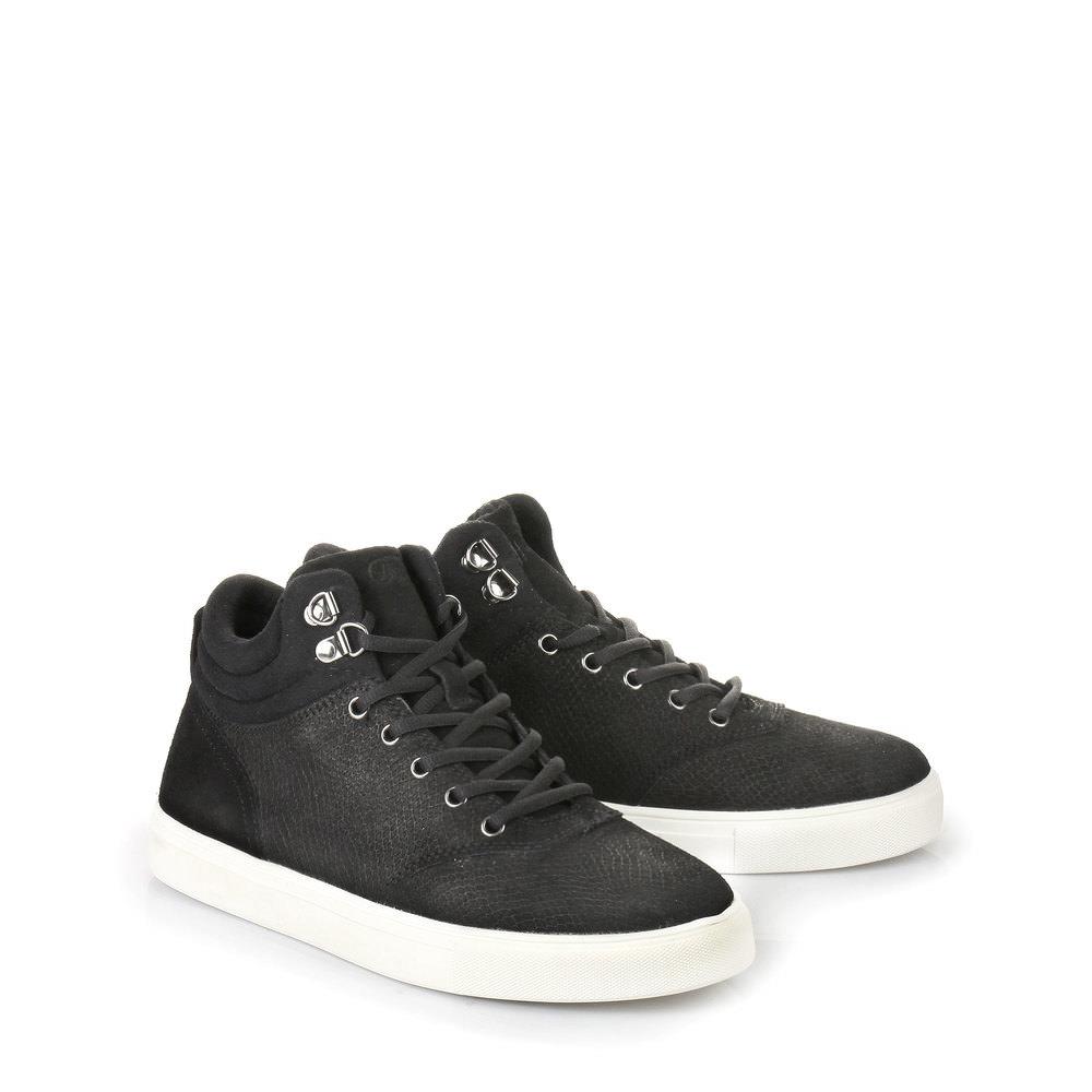 Sneakers Buffalo pour homme, noir