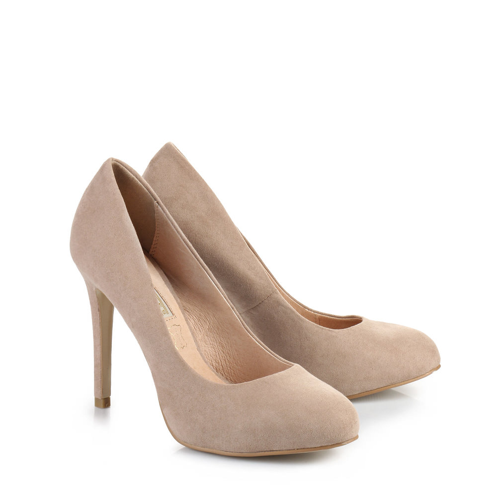 Buffalo Plateau-Pumps in nude