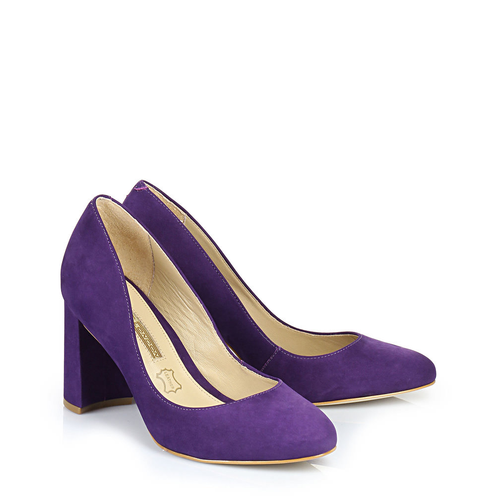 Buffalo Pumps in lila
