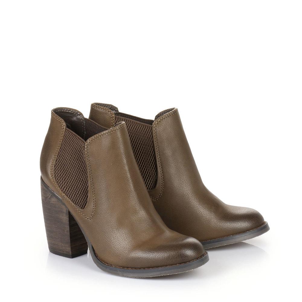 Buffalo Chelsea Boots in braun
