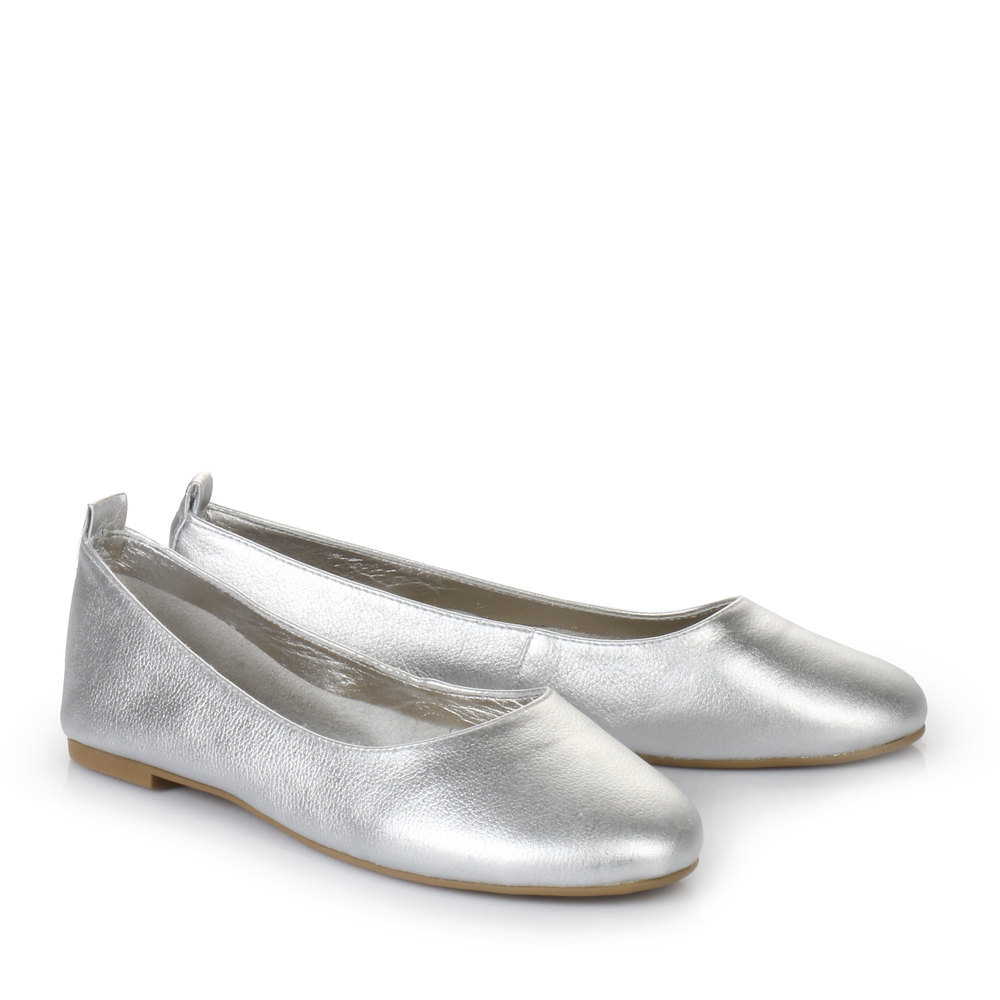 Buffalo Ballerina in silber