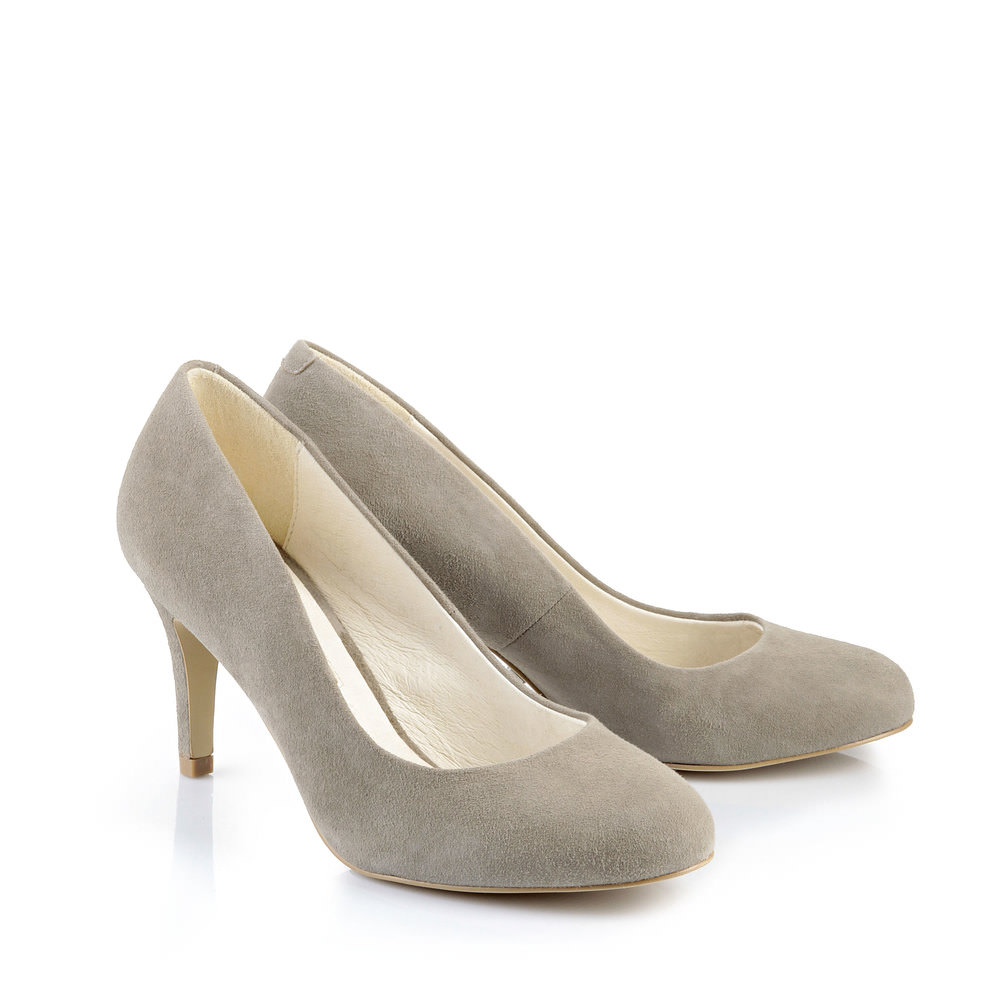 Buffalo Pumps in grau
