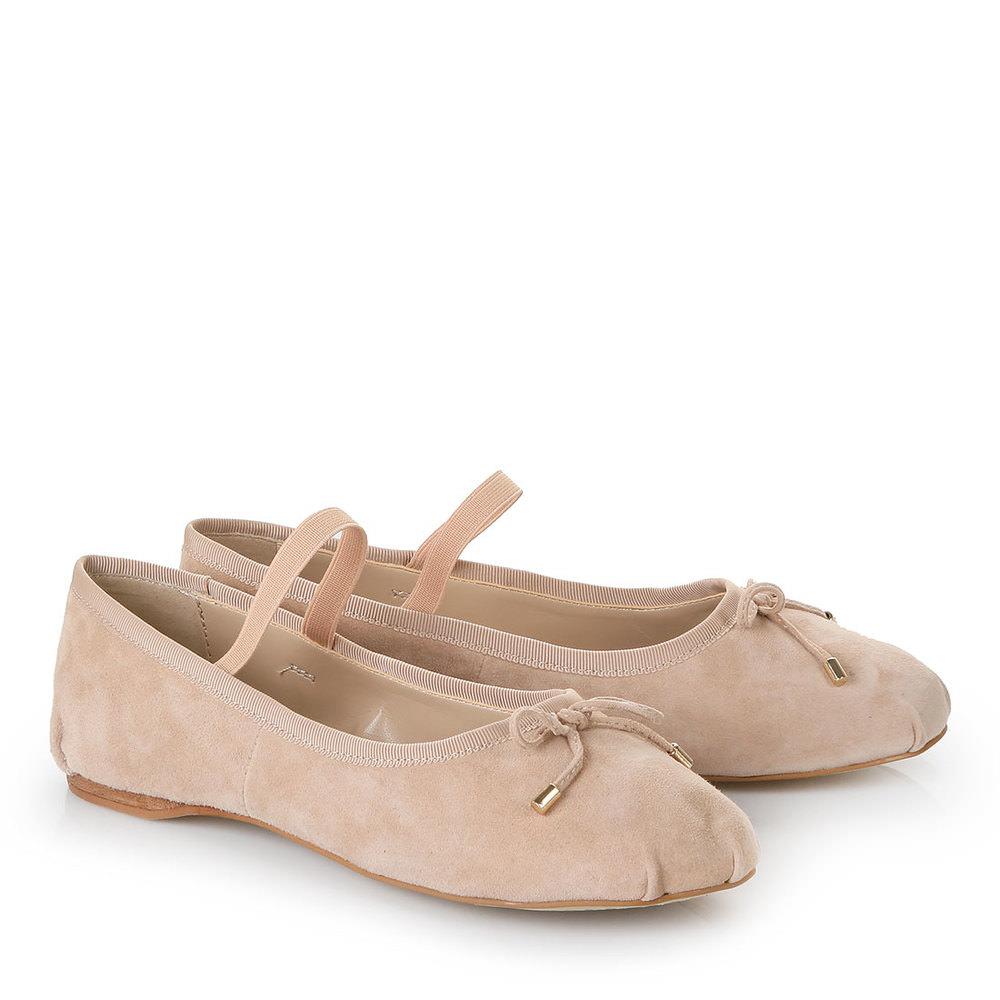 Buffalo Ballerina in nude Sale Angebote Komptendorf