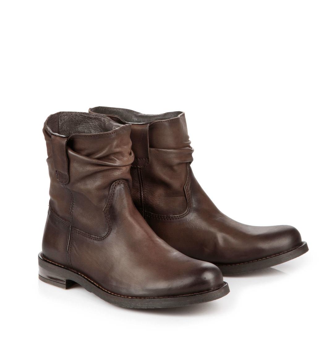 Boots Buffal marron foncéBuffalo jUwmE