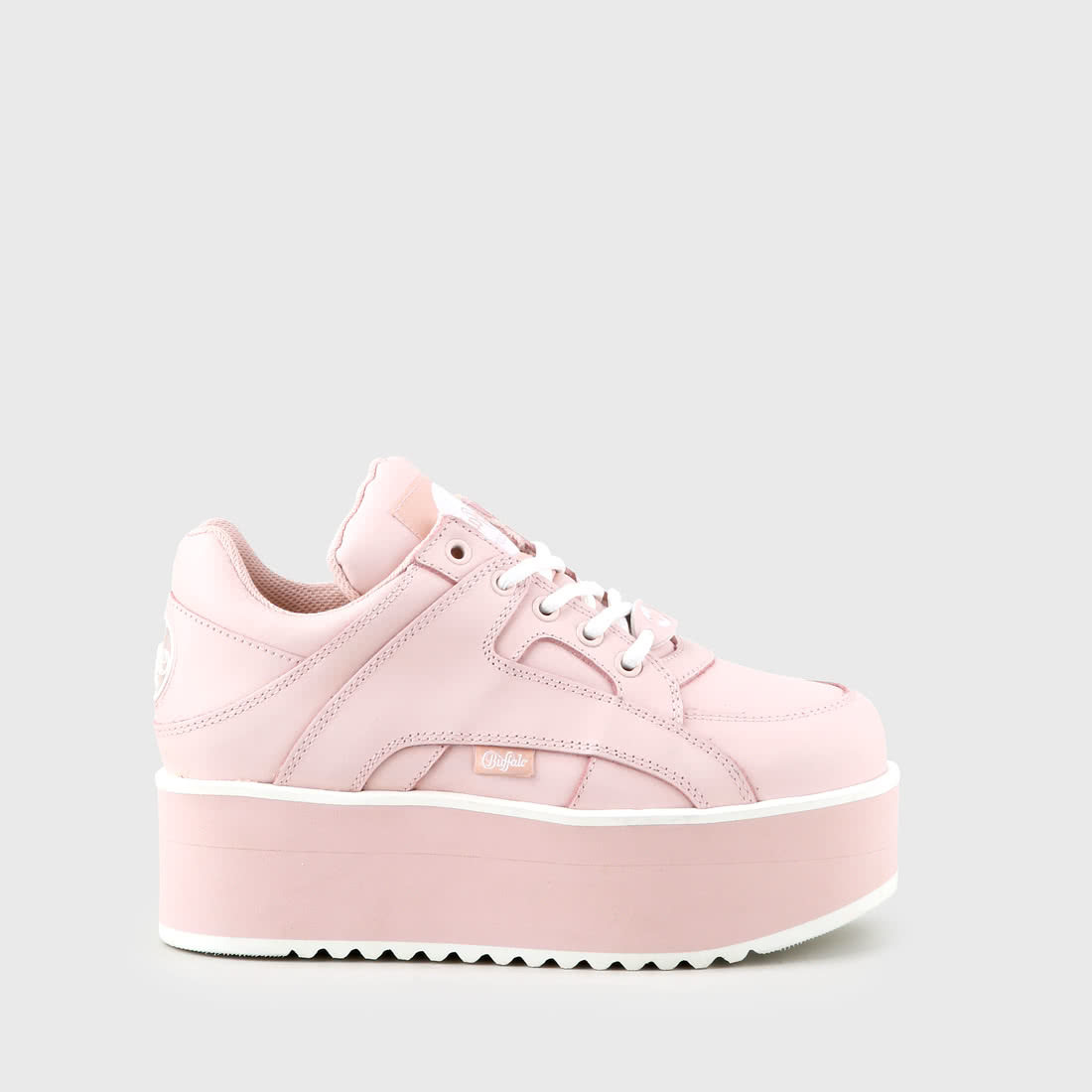 Rising Nappa Sneaker Baby Towers Pink Pnk80wO