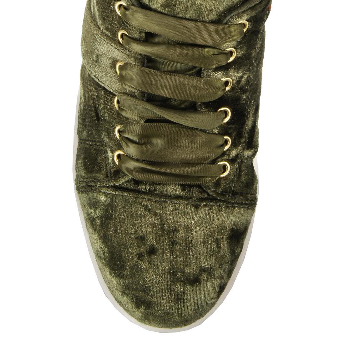 PlateauSneaker in olive Buffalo Billig Mit Paypal Freies Verschiffen ...