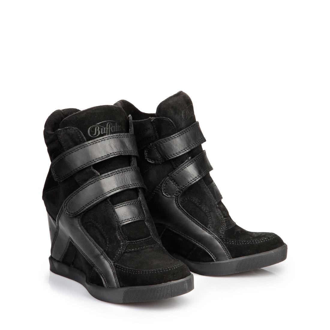 Chaussure basse Buffalo noireBuffalo Xy1Baf2OFB