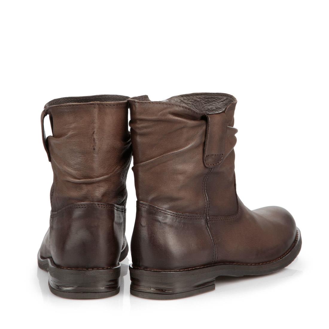 Boots Buffal marron foncéBuffalo 85arr0