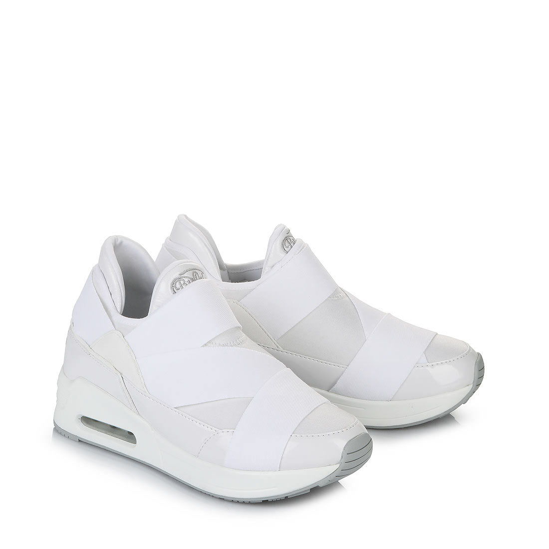 Dame 100-30 Néoprène Buffle Sneaker En Daim wyLebO