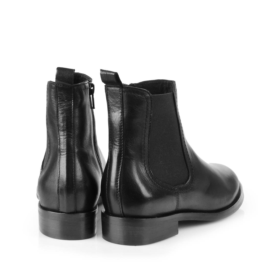 Buffalo Ankle boots - black oAuyV
