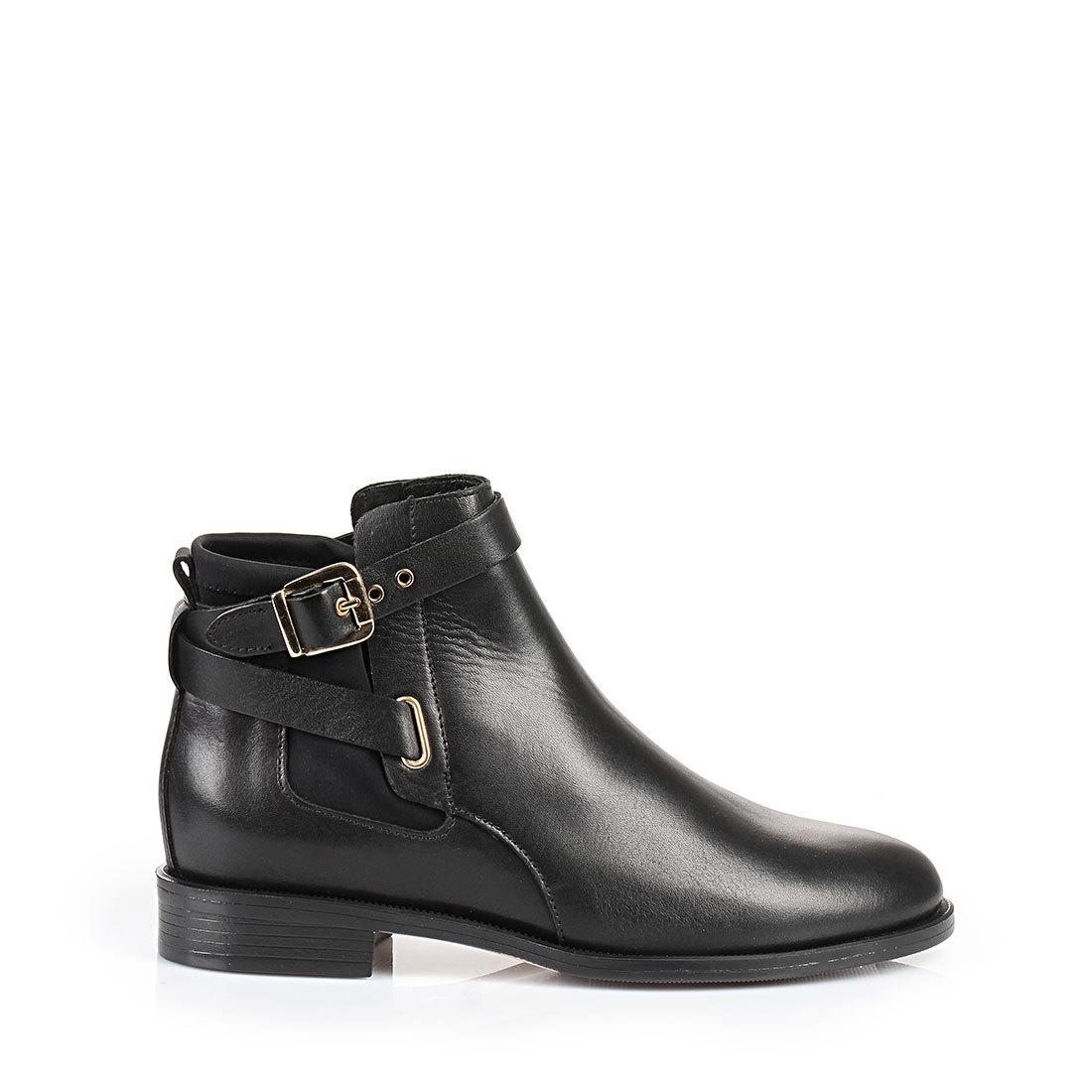 Buffalo Chelsea boots in black buy online in BUFFALO Online
