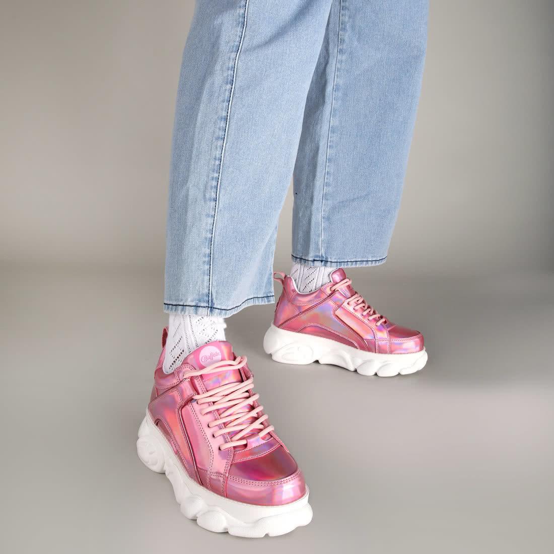 CLD Corin Sneaker mirror rosegold