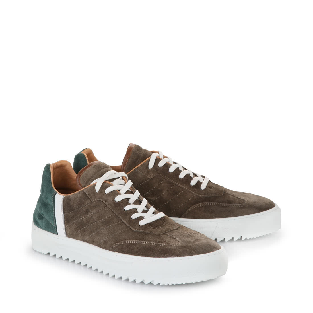 buffalo herren sneaker in taupe online kaufen buffalo. Black Bedroom Furniture Sets. Home Design Ideas