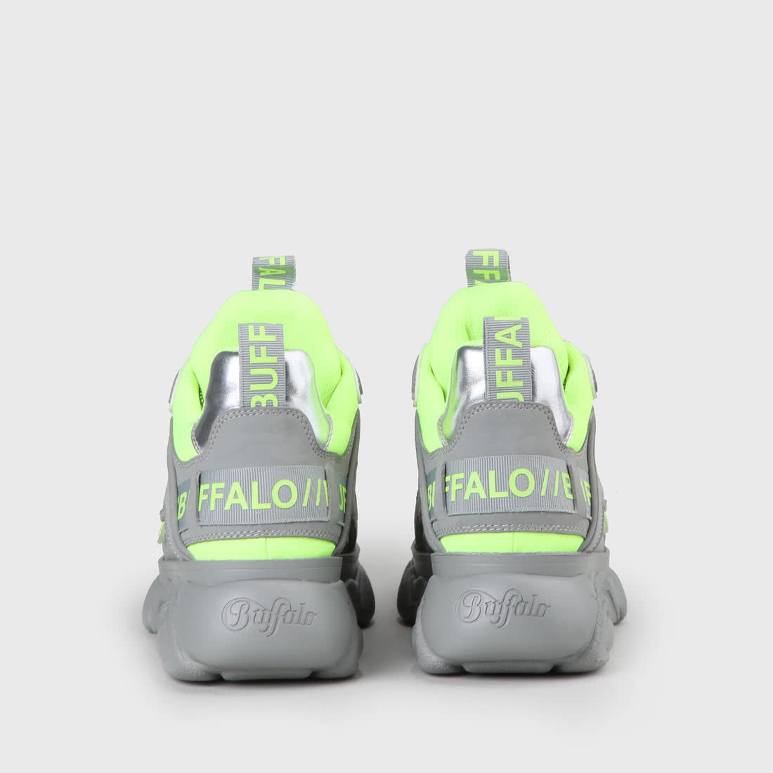 CLD Chai Sneaker Veloursleder Optik gelb grau online kaufen