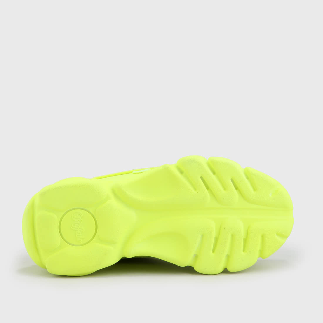 picked up coupon code exclusive shoes CLD Corin Baskets jaune fluo