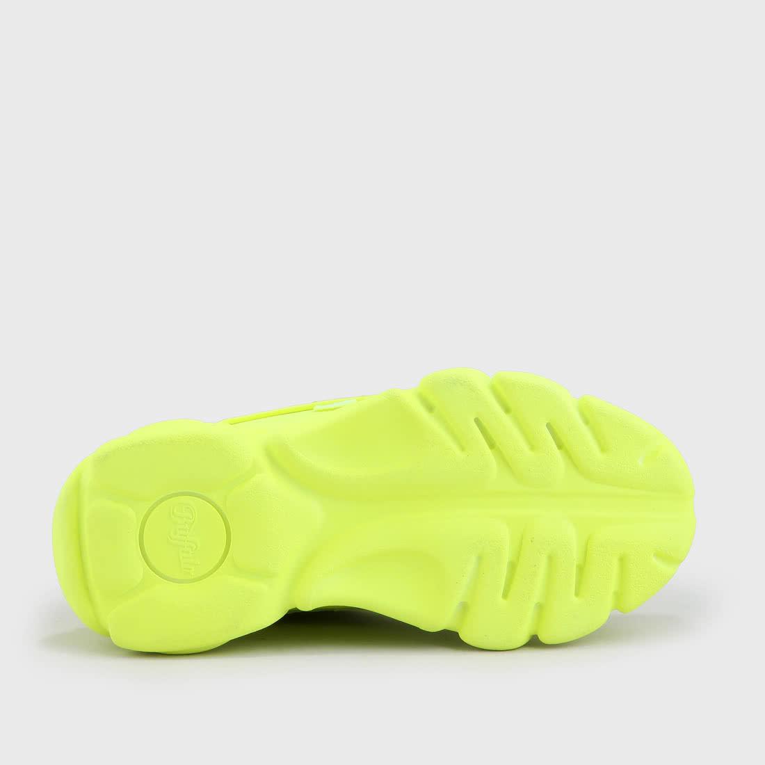 CLD Corin Sneaker neongelb