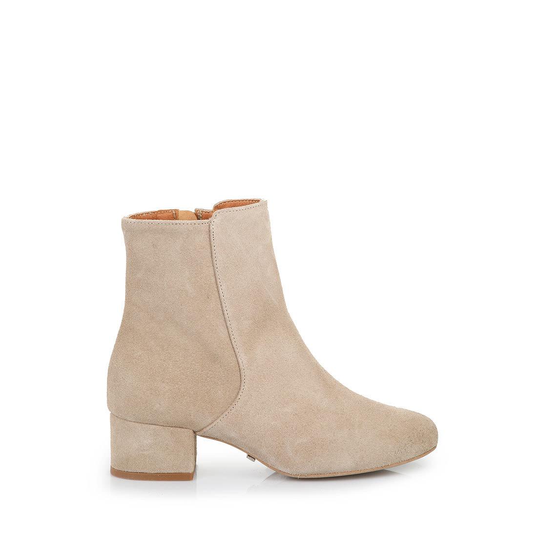 buffalo ankle boots in sand buy online in buffalo online shop buffalo. Black Bedroom Furniture Sets. Home Design Ideas