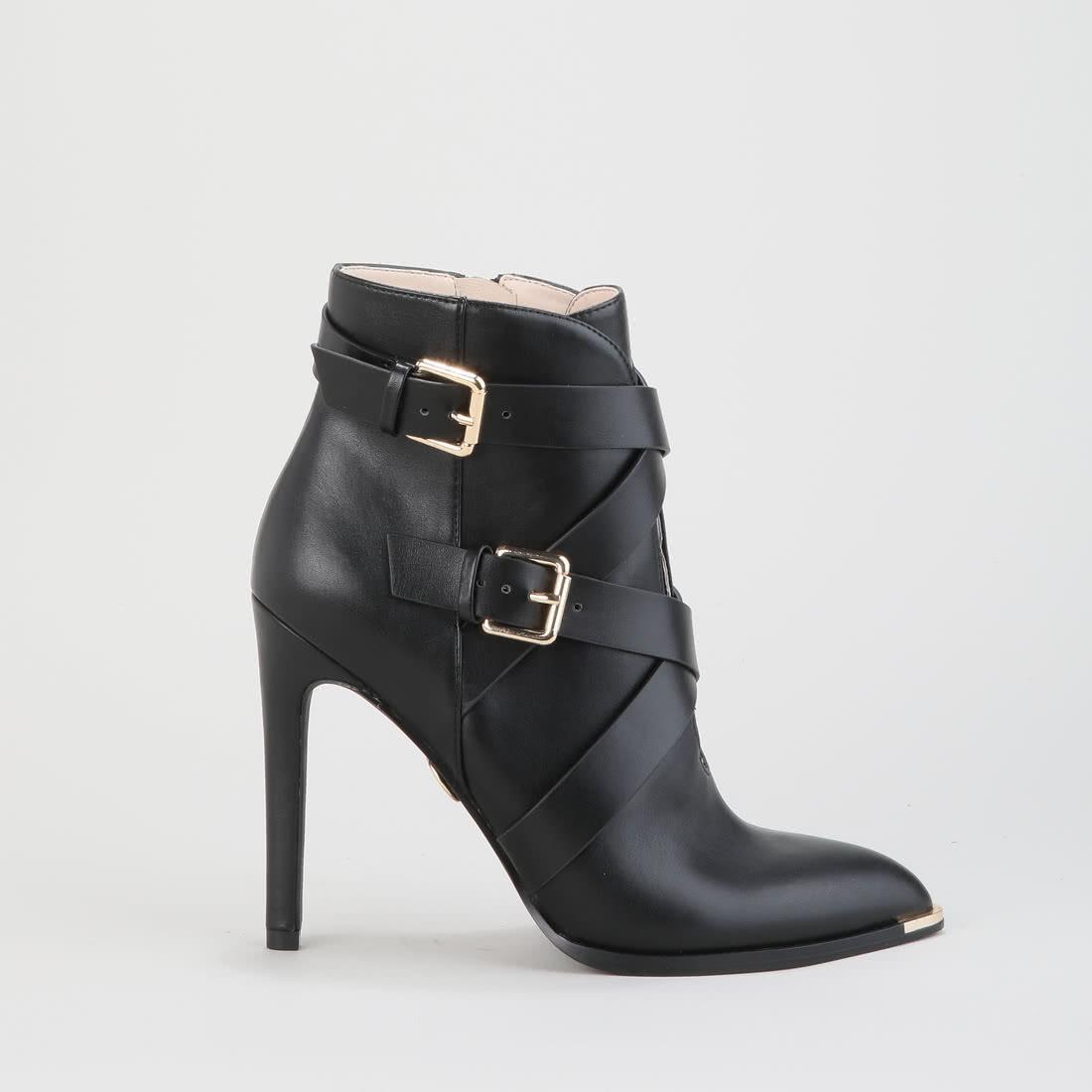 French Vanilla Ankle Boot schwarz online kaufen   BUFFALO® ec8b85cb50