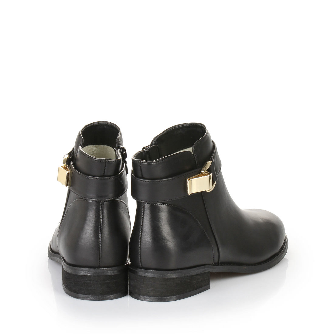 buffalo ankle boots in black buy online in buffalo online shop buffalo. Black Bedroom Furniture Sets. Home Design Ideas