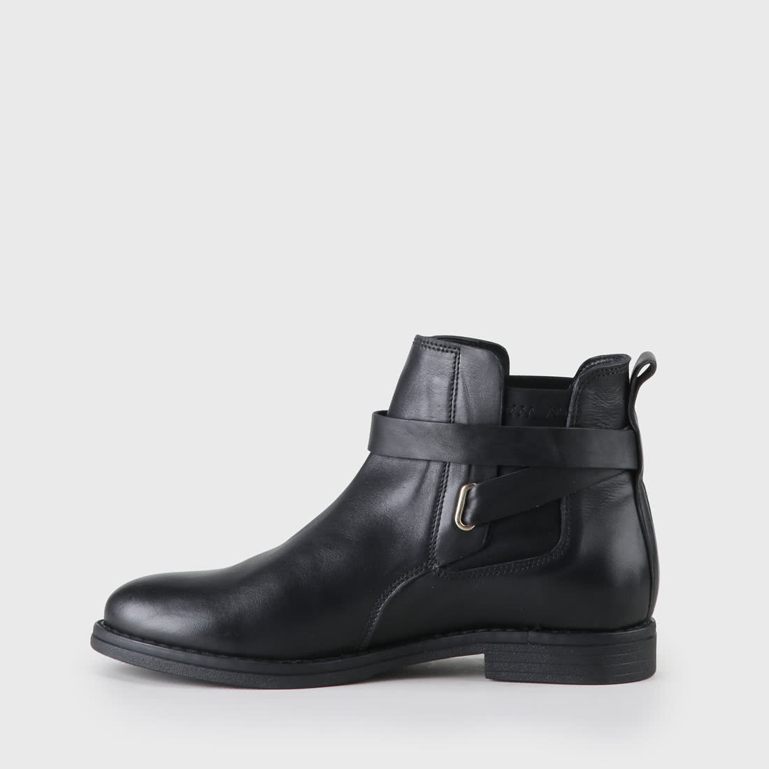 Aqua Sky Ankle Boots nappa leather cognac
