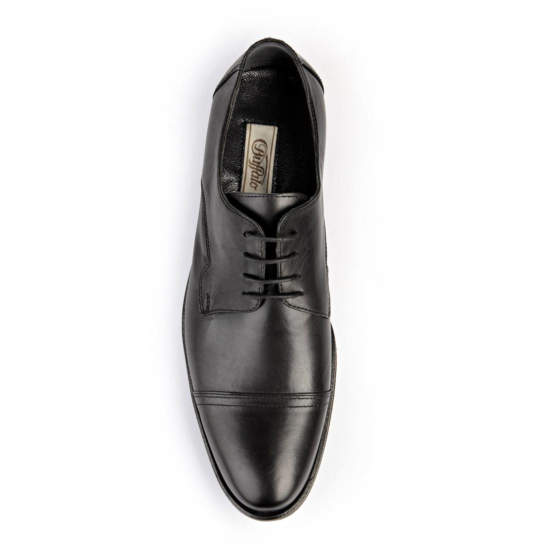 Buffalo Herren Schuh in schwarz zum Schnüren online kaufen