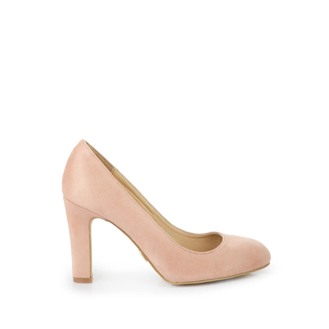 Buffalo Pumps in rosé mit Blockabsatz online kaufen   BUFFALO® 9f5799a4c1