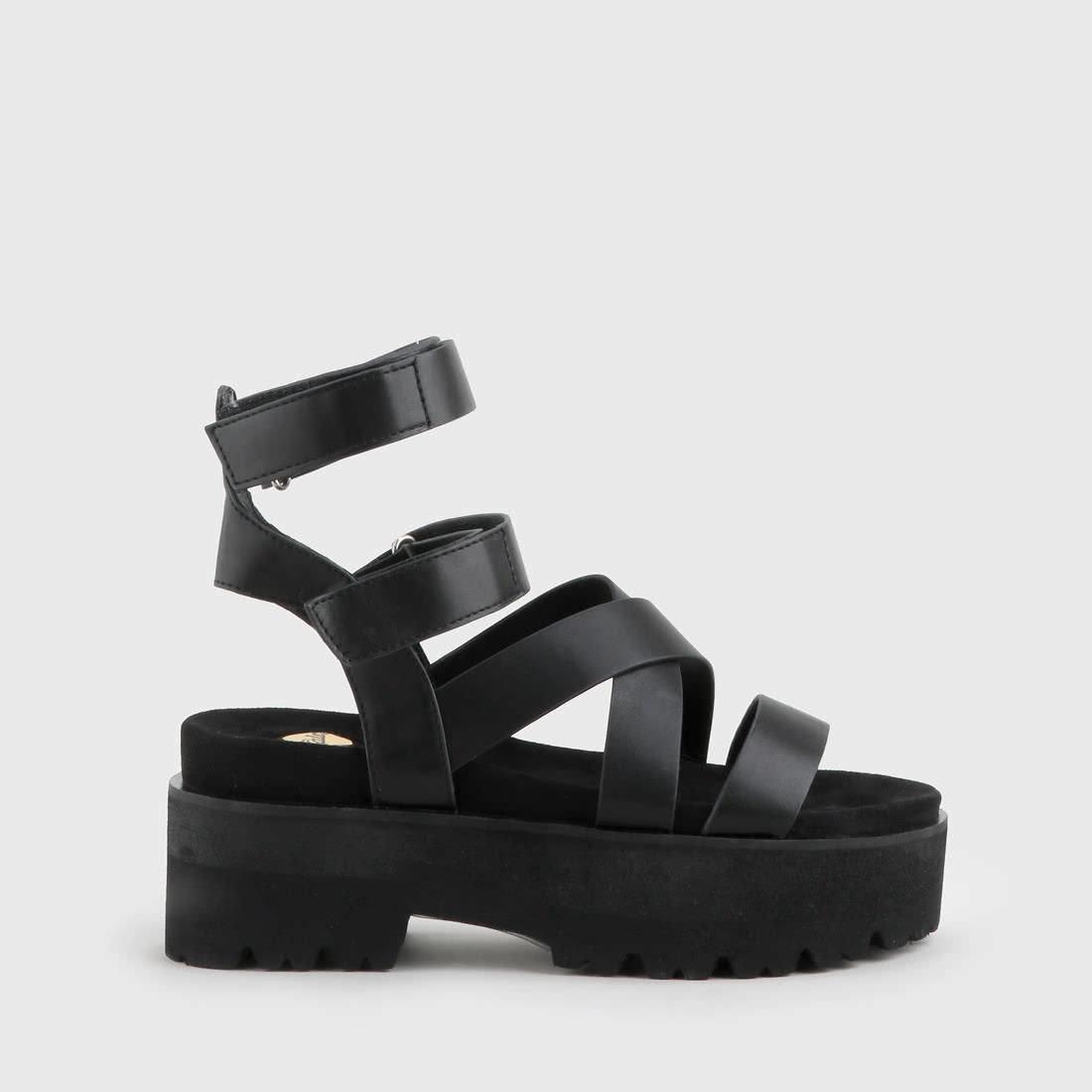 967794b1ff3 Elsie Sandal Platform Black buy online in BUFFALO Online-Shop