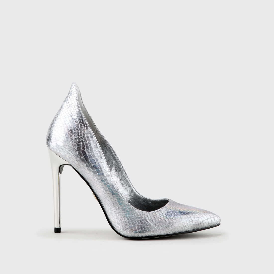039ba8c7af7 Ana party pumps snakeskin silver buy online in BUFFALO Online-Shop ...