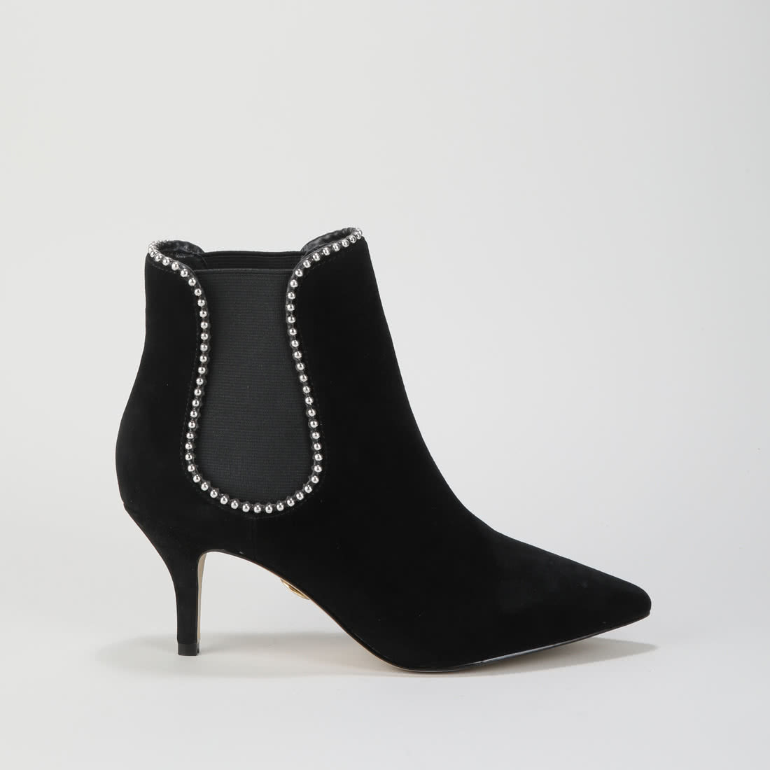 23dd81c8a4499 Mirage Ankle Boot suede black buy online in BUFFALO Online-Shop ...