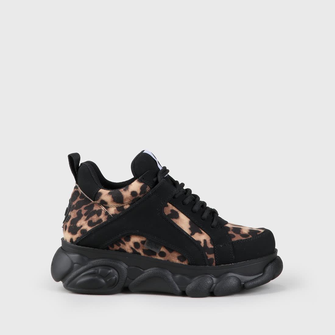 CLD Corin Sneaker Velours Optik Leopard