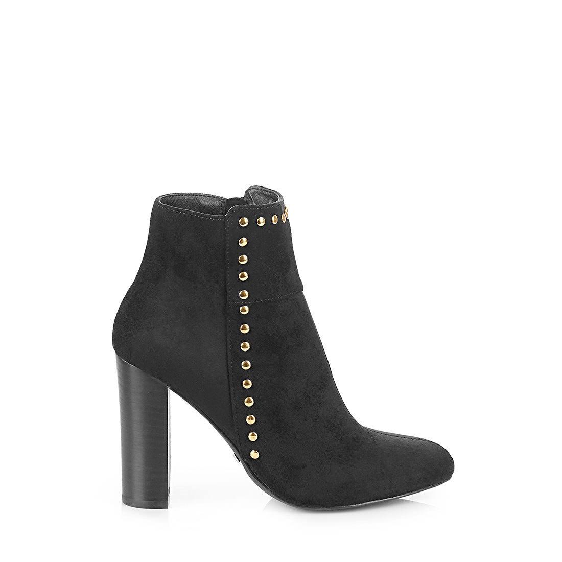 Buffalo »Lederimitat« High Heel Stiefelette kaufen | OTTO