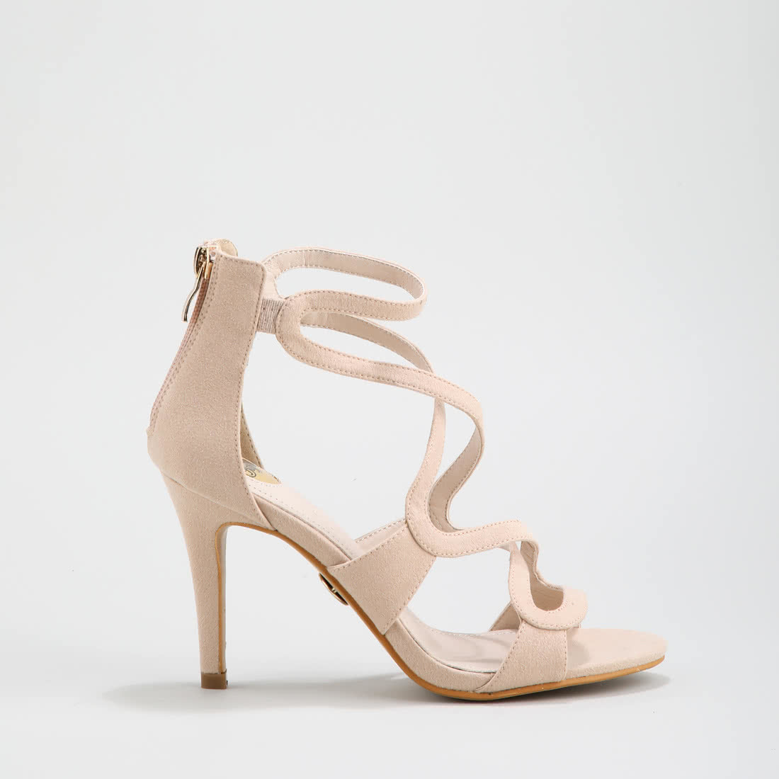 e9e11f570 Buffalo Ankle-Strap Sandal nude buy online in BUFFALO Online-Shop ...