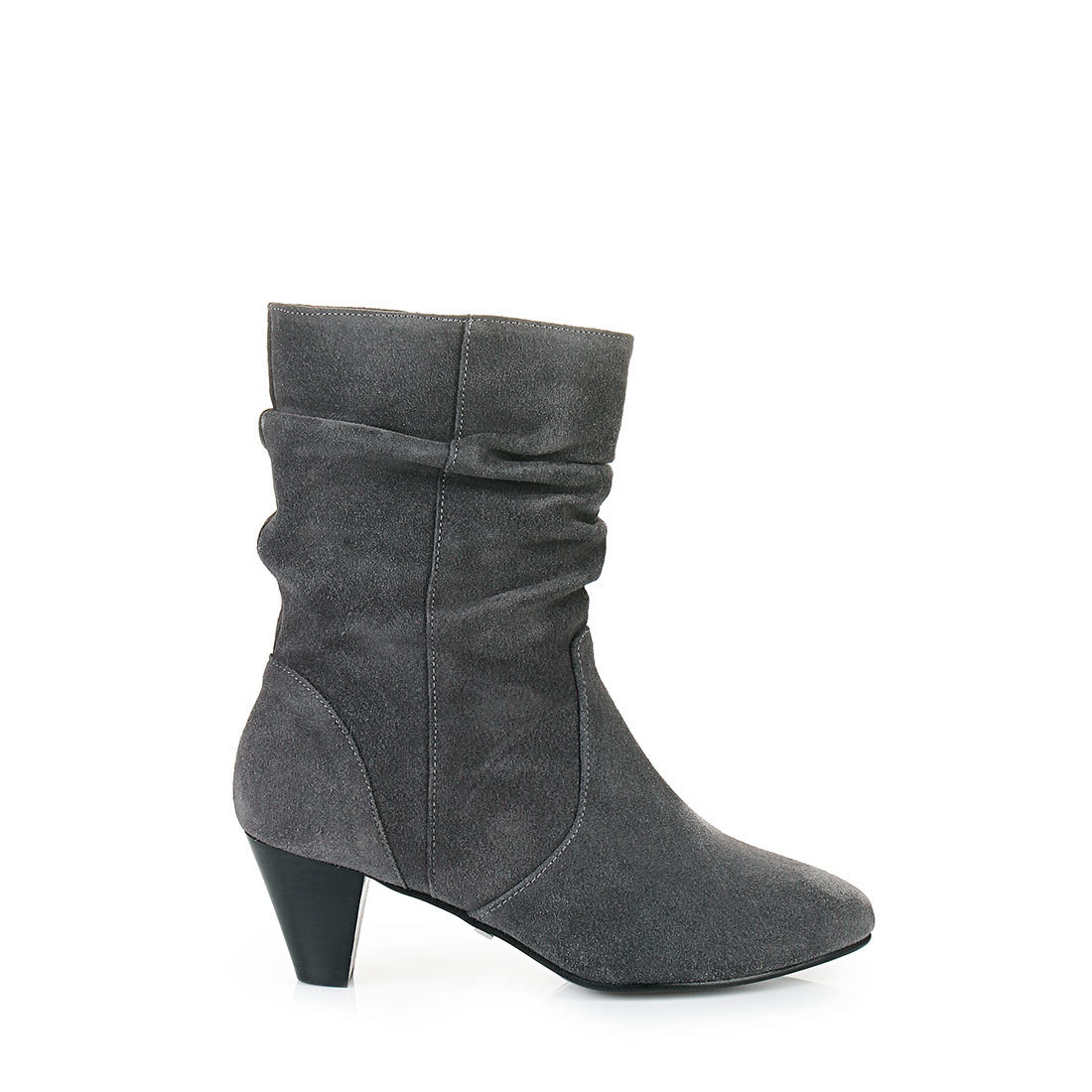 buffalo ankle boots in dark grey buy online in buffalo online shop buffalo. Black Bedroom Furniture Sets. Home Design Ideas