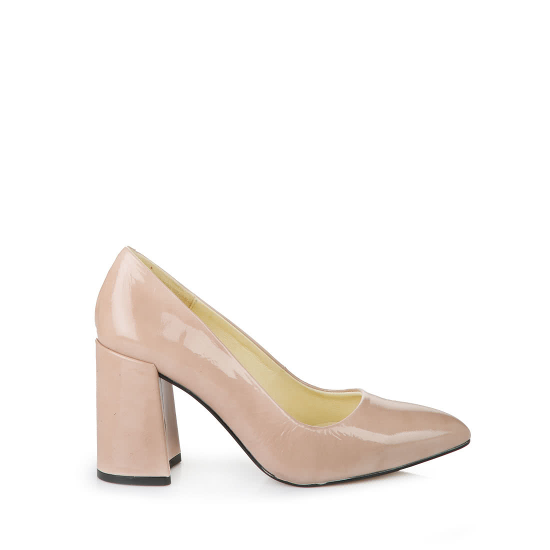 Buffalo Pumps mit Blockabsatz in nude online kaufen   BUFFALO® 07915160a8