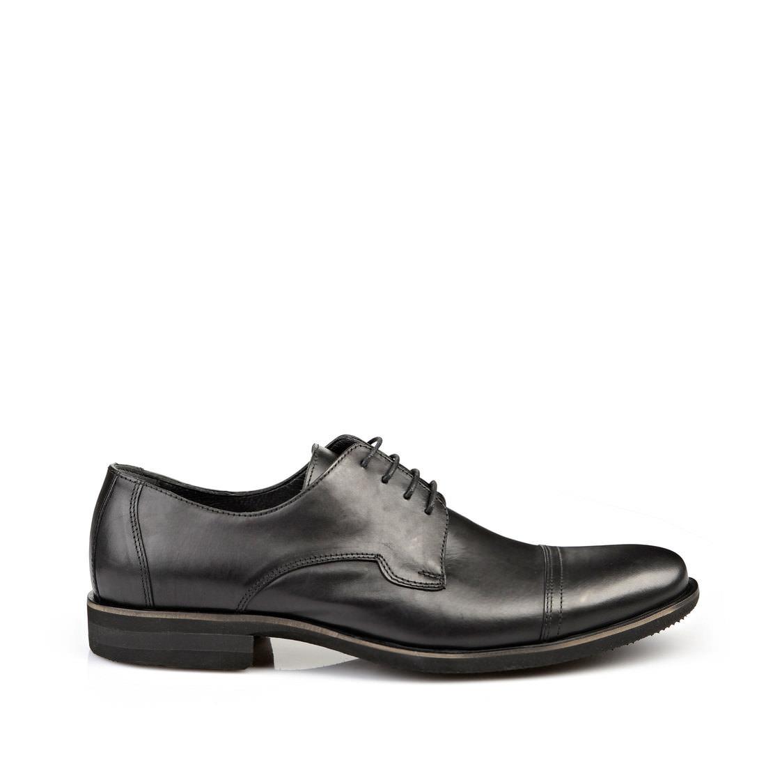 low priced 39607 ad306 Buffalo Herren-Schuh in schwarz zum Schnüren online kaufen ...