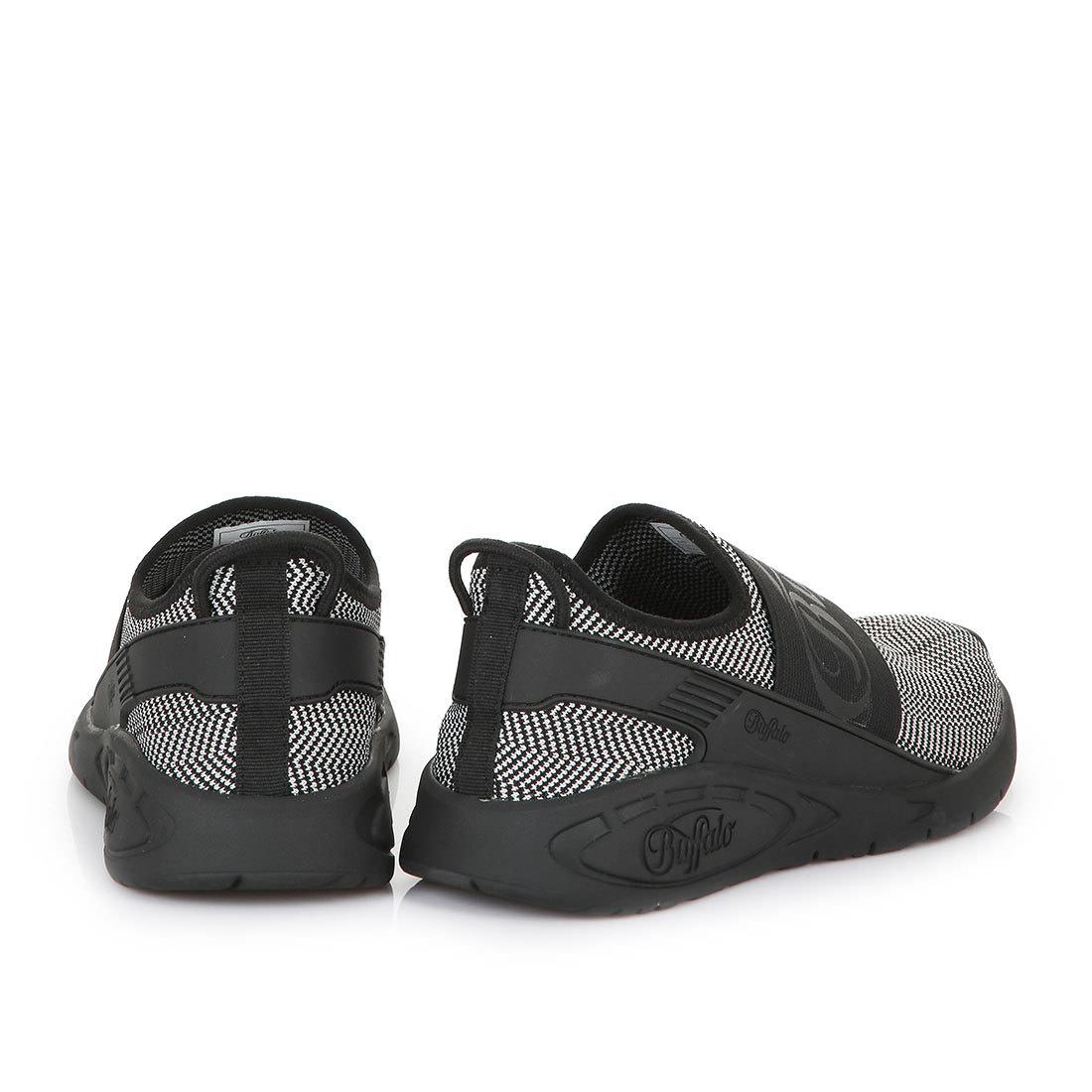 33e5c3f9b068ac Athleisure Sneaker in schwarz weiß Buffalo Kosten Günstiger Preis Freies  Verschiffen Manchester Großer Verkauf Outlet