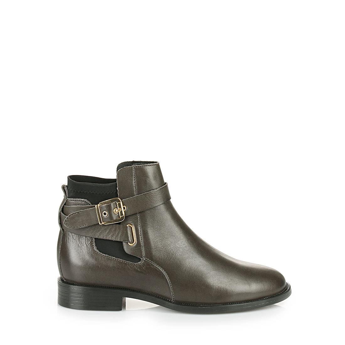 buffalo chelsea boots in dark grey buy online in buffalo online shop buffalo. Black Bedroom Furniture Sets. Home Design Ideas