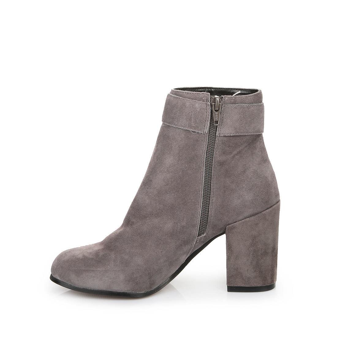 buffalo ankle boots in grey buy online in buffalo online shop buffalo. Black Bedroom Furniture Sets. Home Design Ideas