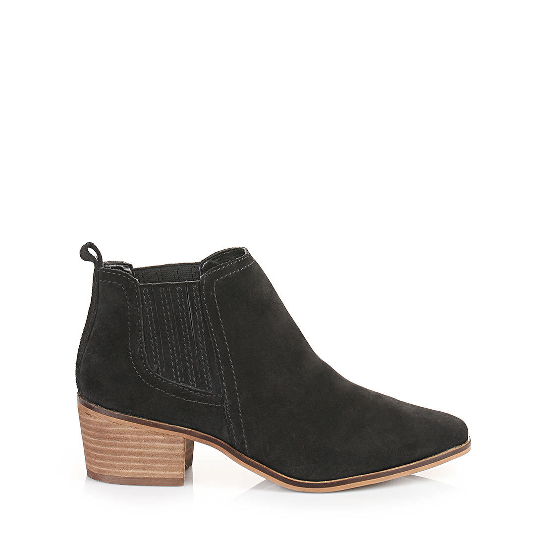 buffalo cowboy ankle boots in black buy online in buffalo online shop buffalo. Black Bedroom Furniture Sets. Home Design Ideas