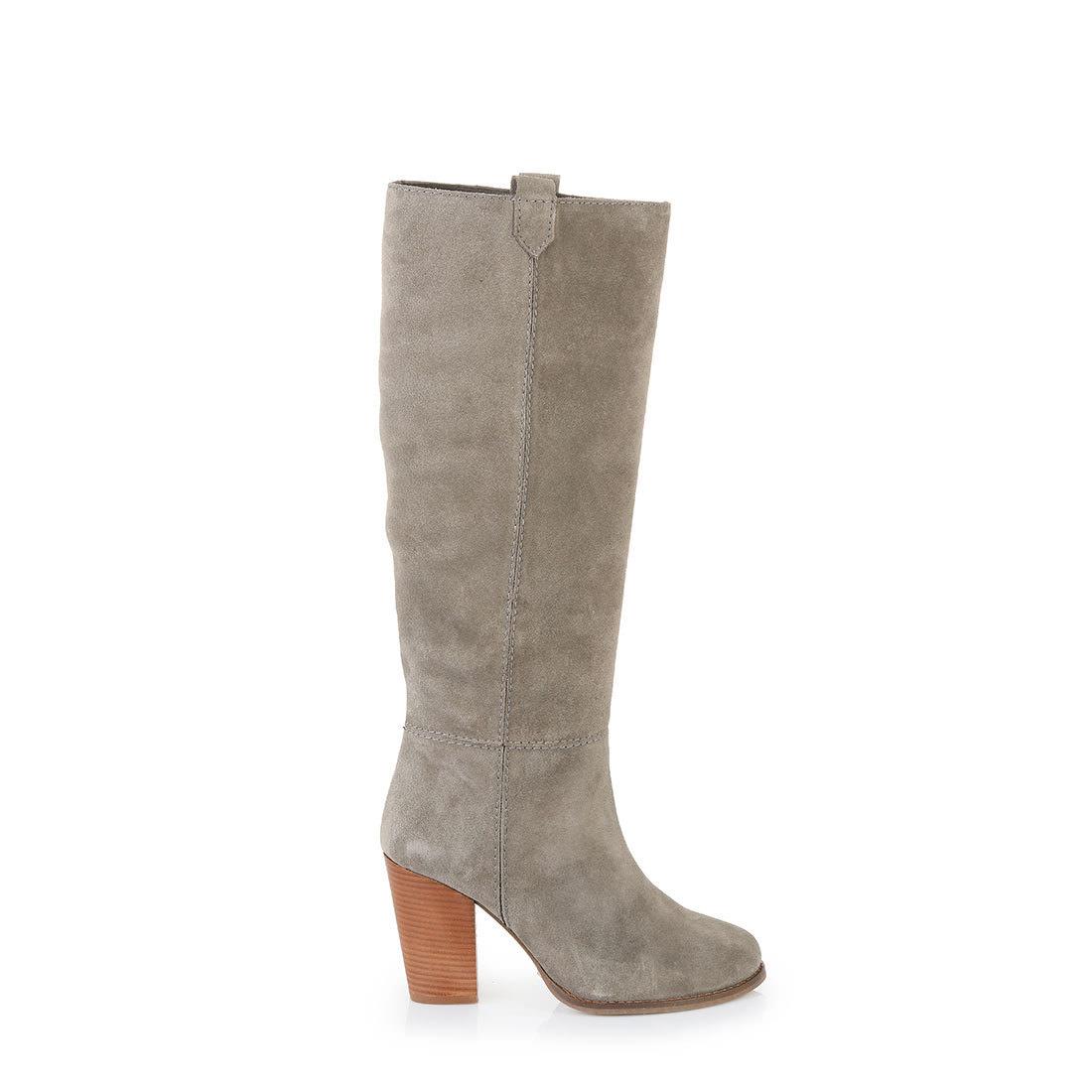 super popular 3fbd2 b1228 Buffalo Stiefel in grau mit Absatz online kaufen | BUFFALO®
