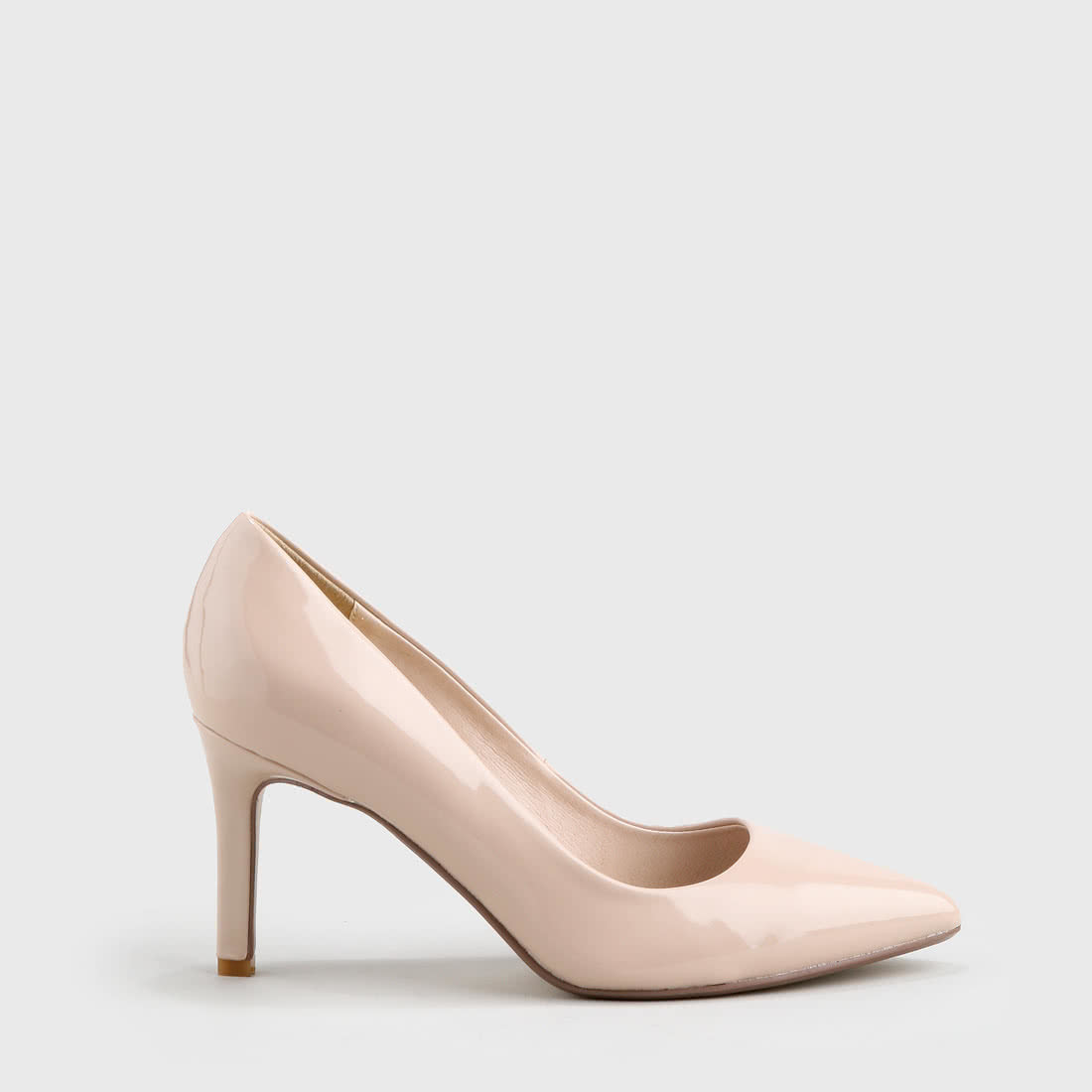 ae12fbf0fc3 Alivia pumps patent leather look nude buy online in BUFFALO Online ...