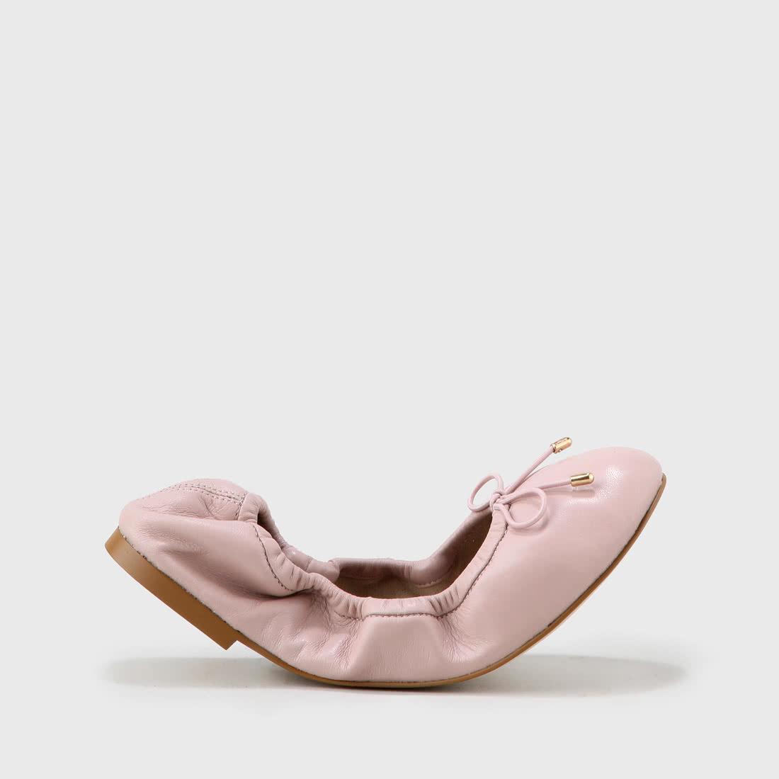 Buffalo ballerina pumps in pink buy online in BUFFALO Online