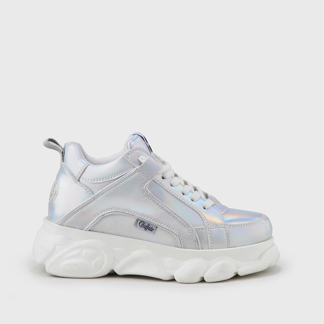 fccbdd183e47 CLD Corin sneaker mirror-look nacre buy online in BUFFALO Online ...