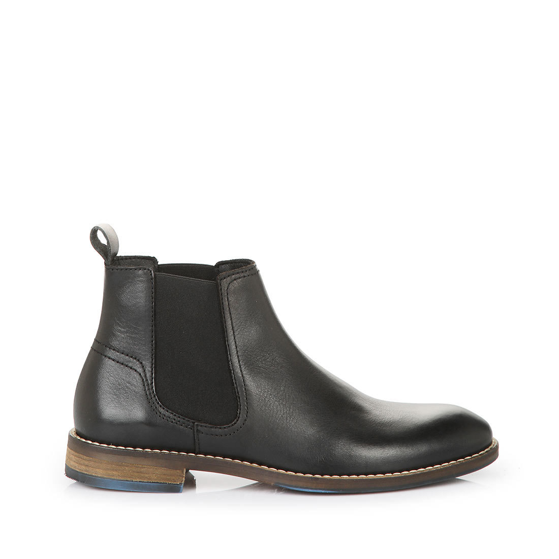 buffalo men s chelsea boots in black buy online in buffalo online shop buffalo. Black Bedroom Furniture Sets. Home Design Ideas