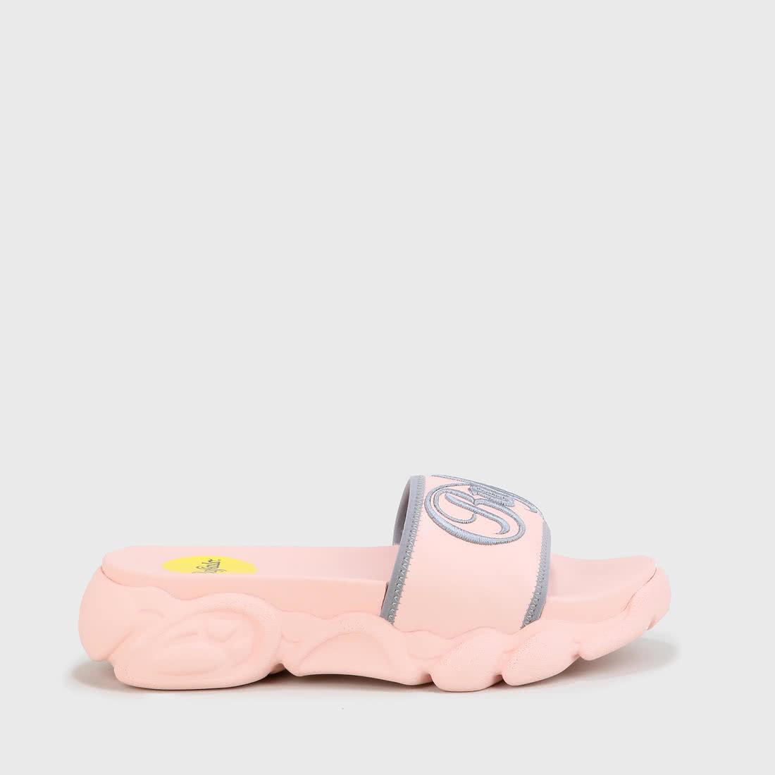 034cca5ed Elani sandals neoprene pink grey buy online in BUFFALO Online-Shop ...