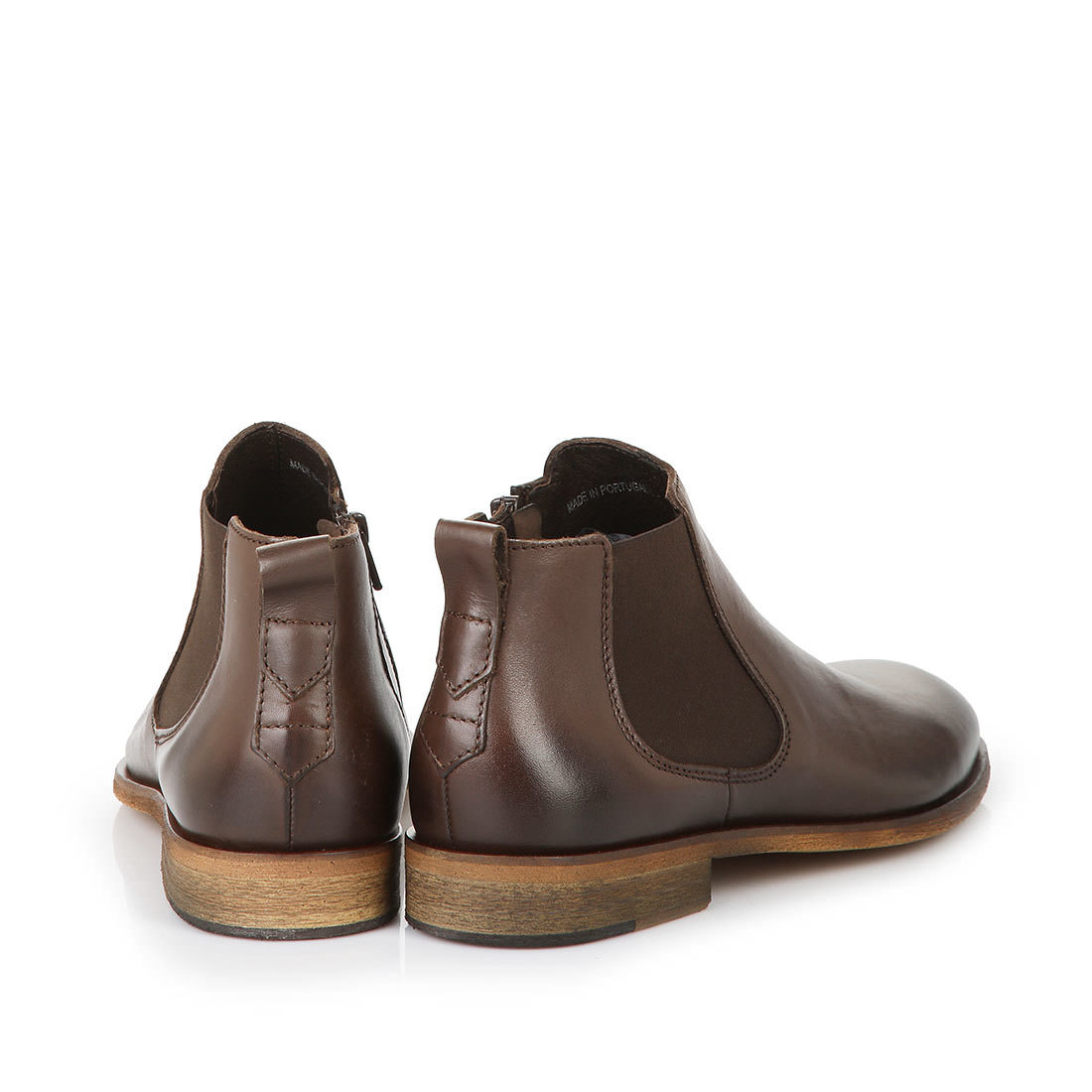 men s chelsea boots in brown buy online in buffalo online shop buffalo. Black Bedroom Furniture Sets. Home Design Ideas