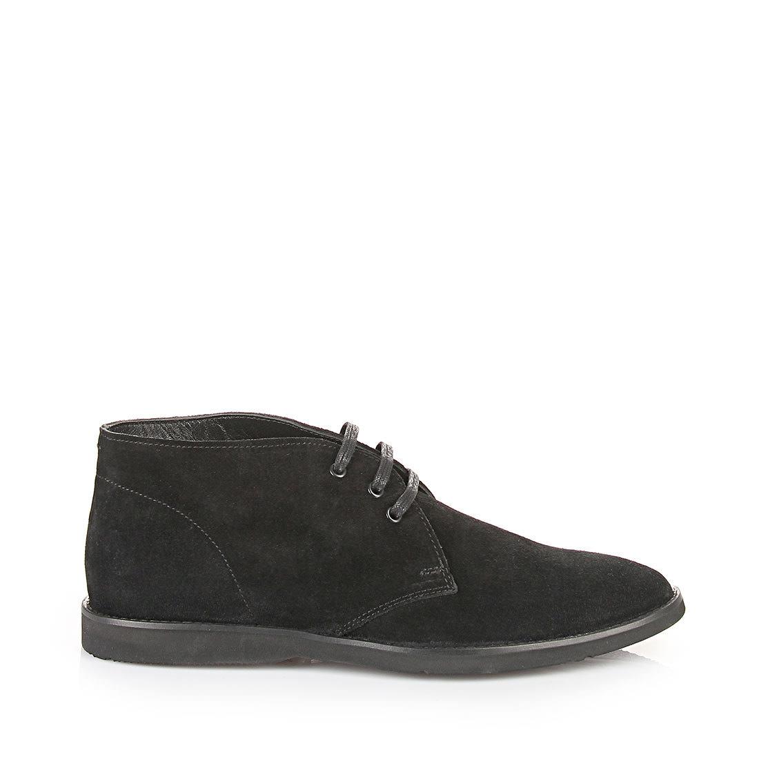 buffalo herren desert boots in schwarz aus veloursleder online kaufen buffalo. Black Bedroom Furniture Sets. Home Design Ideas