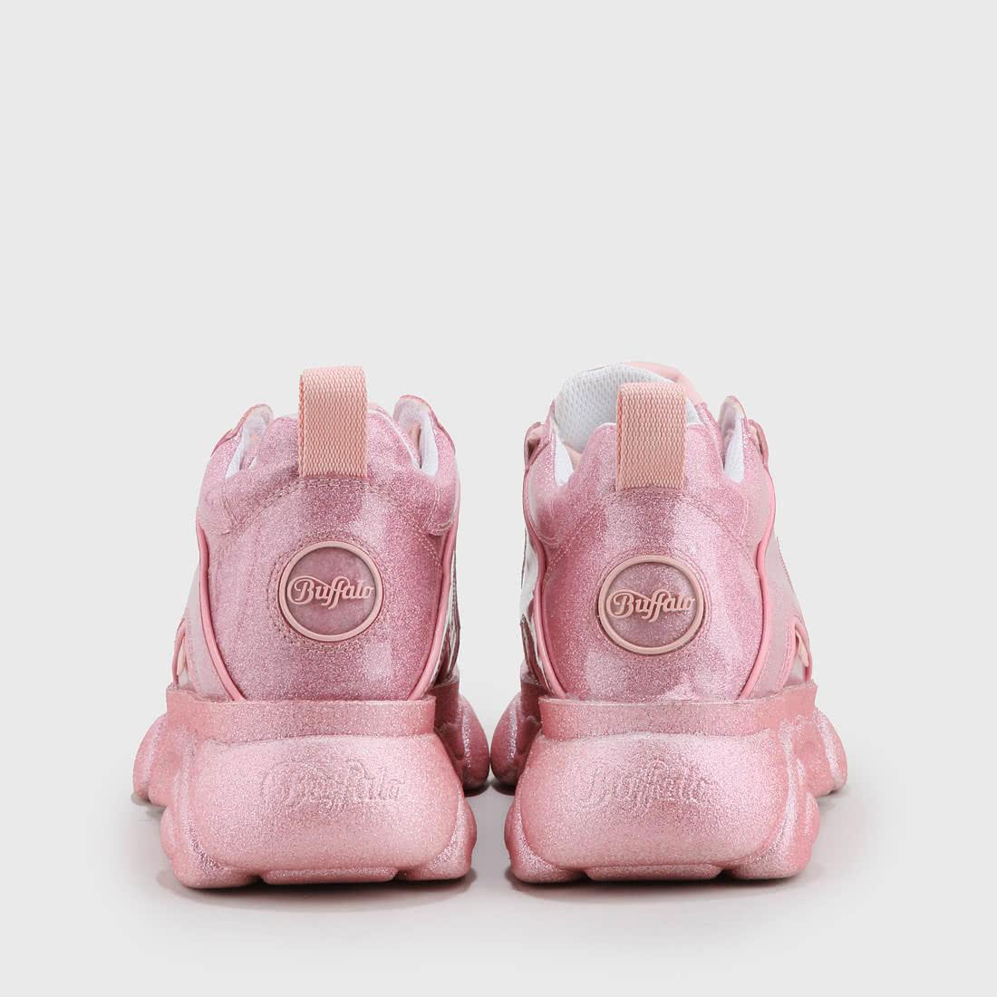 new concept 65c09 541a7 CLD Corin sneaker glitter pink